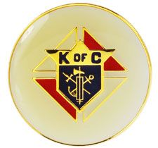 Knights of Columbus Lapel Pins