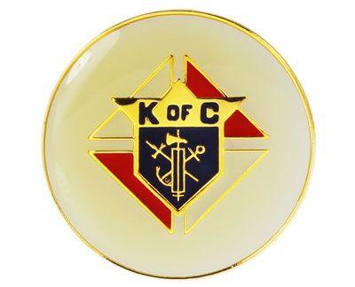Knights of Columbus Lapel Pins
