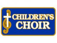 Children's Choir Pin with Cross Square