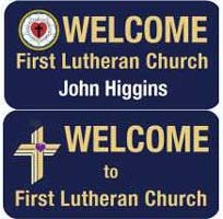 Custom Magnetic 1 1/2 x 3 inch Welcome - Usher - Greeter Badge