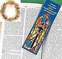 Crown Of Thorns Pin And Bookmark Sets