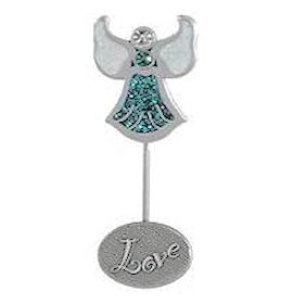 Love Angel Christmas Stick Pin
