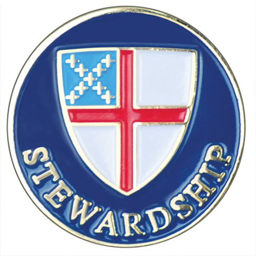 Episcopal Stewardship Lapel Pin
