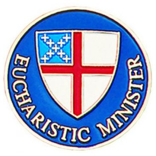 Episcopal Eucharistic Minister Lapel Pin