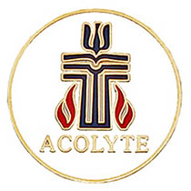 Presbyterian Church Acolyte Pin