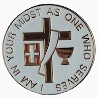 Permanent Church Deacon Pin