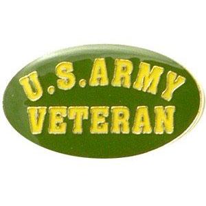 U.S. Army Veteran Pin