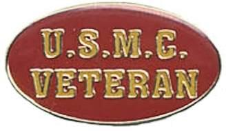 U.S.M.C. Veterans  Pin - Marine Corp