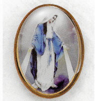 Lady of  Grace Pin - Saint Mary