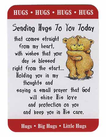 Prayer Card Someone Does Care