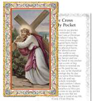 Cross in My Pocket Holy Cards Catholic (50)
