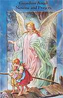 Deluxe Guardian Angel Novena and Prayers Booklet