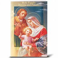 Holy Family Novena Devotion Prayers Booklet