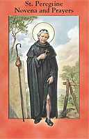 St. Peregrine Novena, Prayers Booklet
