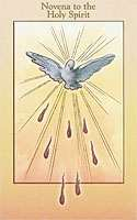 Novena to the Holy Spirit Booklet