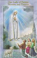 Deluxe Our Lady of Fatima Novena and Prayers Booket