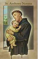 St. Anthony Novena Booklet Catholic
