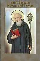 Saint Benedict Novena and Prayers Booklets