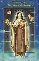 St. Therese Novena and Prayers Booklets