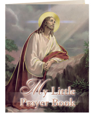My Little Prayer Book - Catholic Illustrated