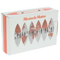 Mission In Motion Offering Box (Pkg of 50)