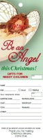 Organization Christmas Angel Giving Tree Tags