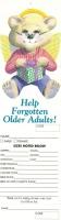 Forgotten Senior Citizens Christmas Giving Tags (Pkg of 100)
