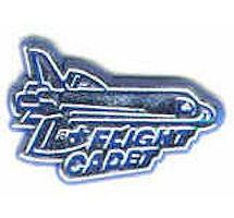 Flight Cadet Lapel Pin