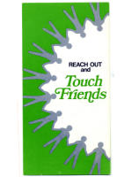 Reach Out To Friends Witness Church Leaflets  100
