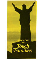 Reach Out & Touch Families leaflet for churches