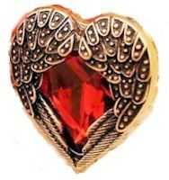 Angel Heart Women Ring