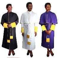 Church Choir Robe Chapelet Style