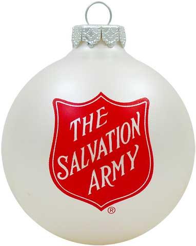 TSA Logo Christmas Ornaments