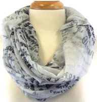 Serenity Prayer Light Scarf