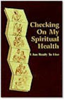 Checking On My Spiritual Health Tract (Pkg of 50)