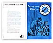 Let Love Guide You Bulletin Time (Pkg of 50)