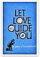 stewardship Let love Guide you poster