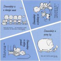 Stewardship Education Cartoon Puzzle