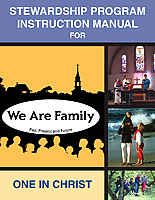 We Are Family Church Stewardship Program Preview Starter Kit