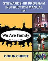 We Are Family Church Stewardship Program Preview Starter Kit