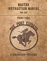 Pony Express Church Preview Starter Kit First Year