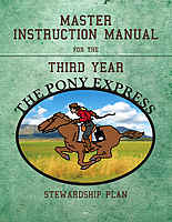 Pony Express Preview Kit Third Year
