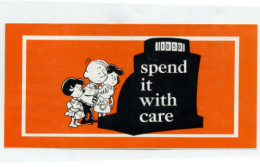 Spend It With Care Brochure (Pkg of 50)