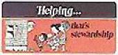 Helping-That's Stewardship Church Leaflet (Pkg of 50)