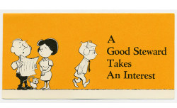 A Good Steward Takes An Interest (Pkg of 50)