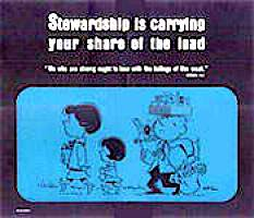 Stewardship Is Carrying Your Share of Load