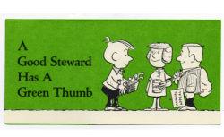 A Good Steward Has a Green Thumb Leaflet (Pkg of 50)