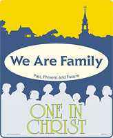 We Are Family Church View Binder