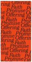 Faith Promise Leaflets for Churches