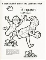 Is Freddie Having Fun? Coloring Booklet